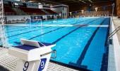 Agrement natație la bazinul olimpic Anatolie Grinţescu din incinta clubului Dinamo