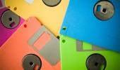 Floppy disk-ul, cel mai popular mediu de stocare portabil