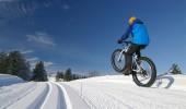 Ce poți face cu un Fat Bike pe timp de iarnă !