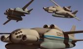 Avionul amfibie Bartini Beriev VVA-14 care nu a reușit să iasă pe linia de producție