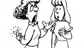 Minciuna convențională, o eschivare politicoasă prin care se caută o scuză