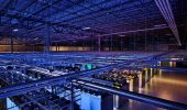 Infrastructura din interiorul unui data center Google