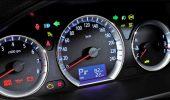 Semnificația martorilor luminoși din bordul autoturismului