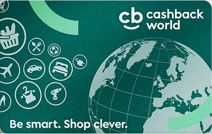Cardul Cashback World