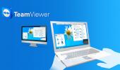 Remote desktop cu TeamViewer