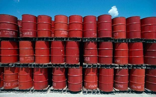 Baril de petrol