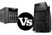 Server dedicat pentru backup vs NAS