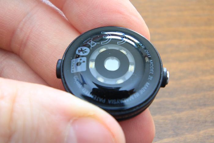 Polar OH1+ cu senzor optic mare și 6 LED-uri verzi puternice