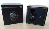 Smartwatch Huawei Watch GT 2 (46 mm) cu funcții sport